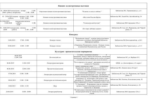 Plan Meropiyatii 1 000