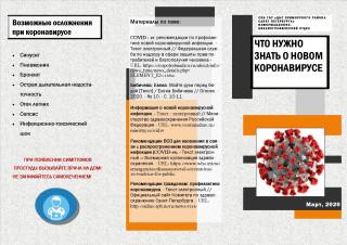 нужно знать о новом коронавирусе copy