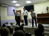 Спектакль «Сумасшедшее сердце поэта» (о Сергее Есенине) театра-студии «Чайка»: