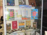 Выставки в библиотеке №9