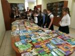Мир знаний открывает книга в ЦРБ им. М. Е. Салтыкова-Щедрина