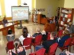 Круглый стол на тему «Экологическое просвещение в библиотеках Санкт-Петербурга»