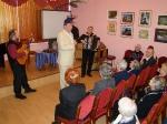 Открытие выставки «Фронтовики, наденьте ордена»