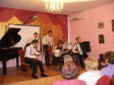 Праздничный концерт к женскому дню 8 марта