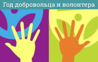 Год добровольца и волонтёра